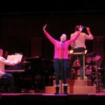 Rehearsal - NSO Pops: Sutton Foster / Steven Reineke (Nov. 14, Washington DC) - Photo credit Jeanne BL