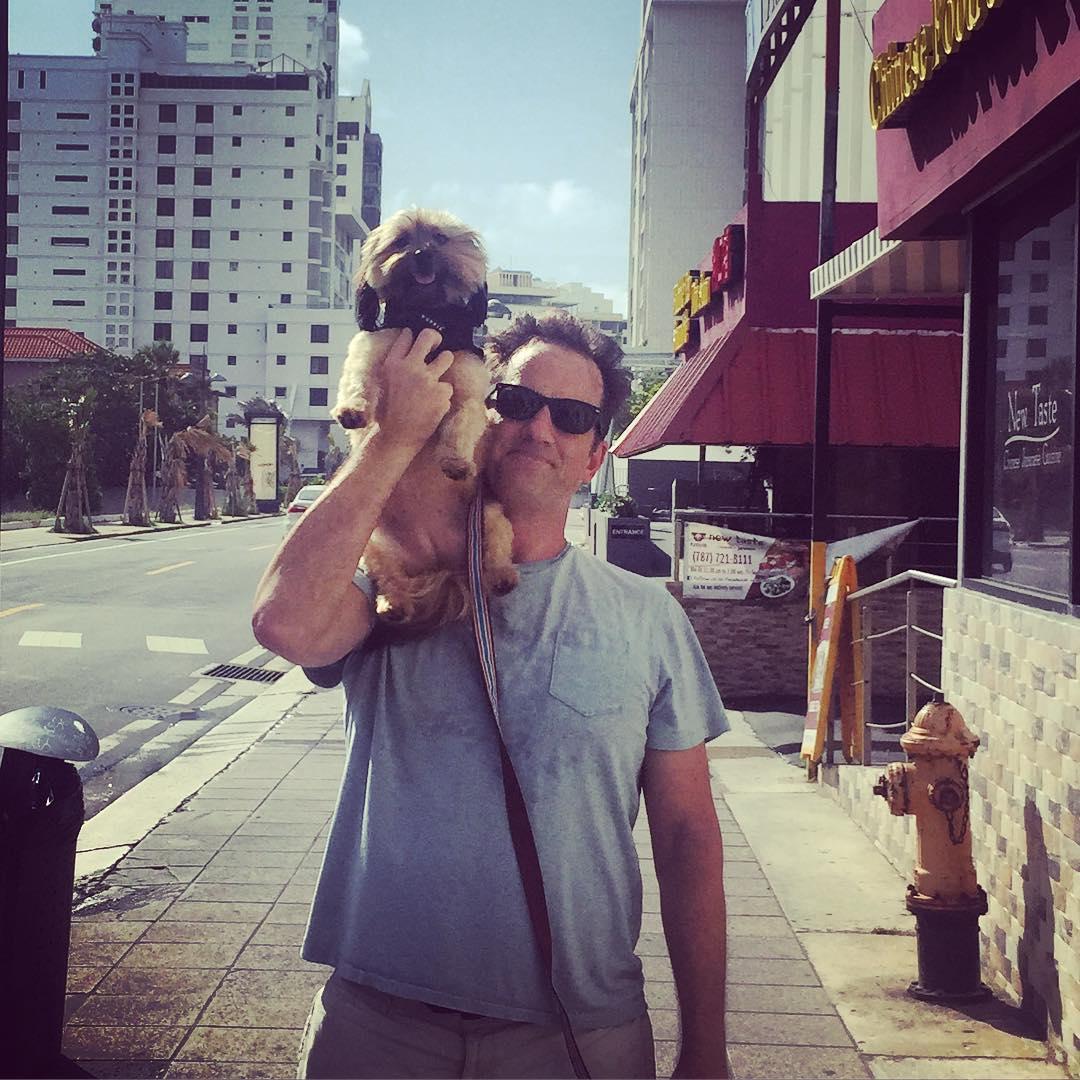 Daddy and Mabel puertorico erika