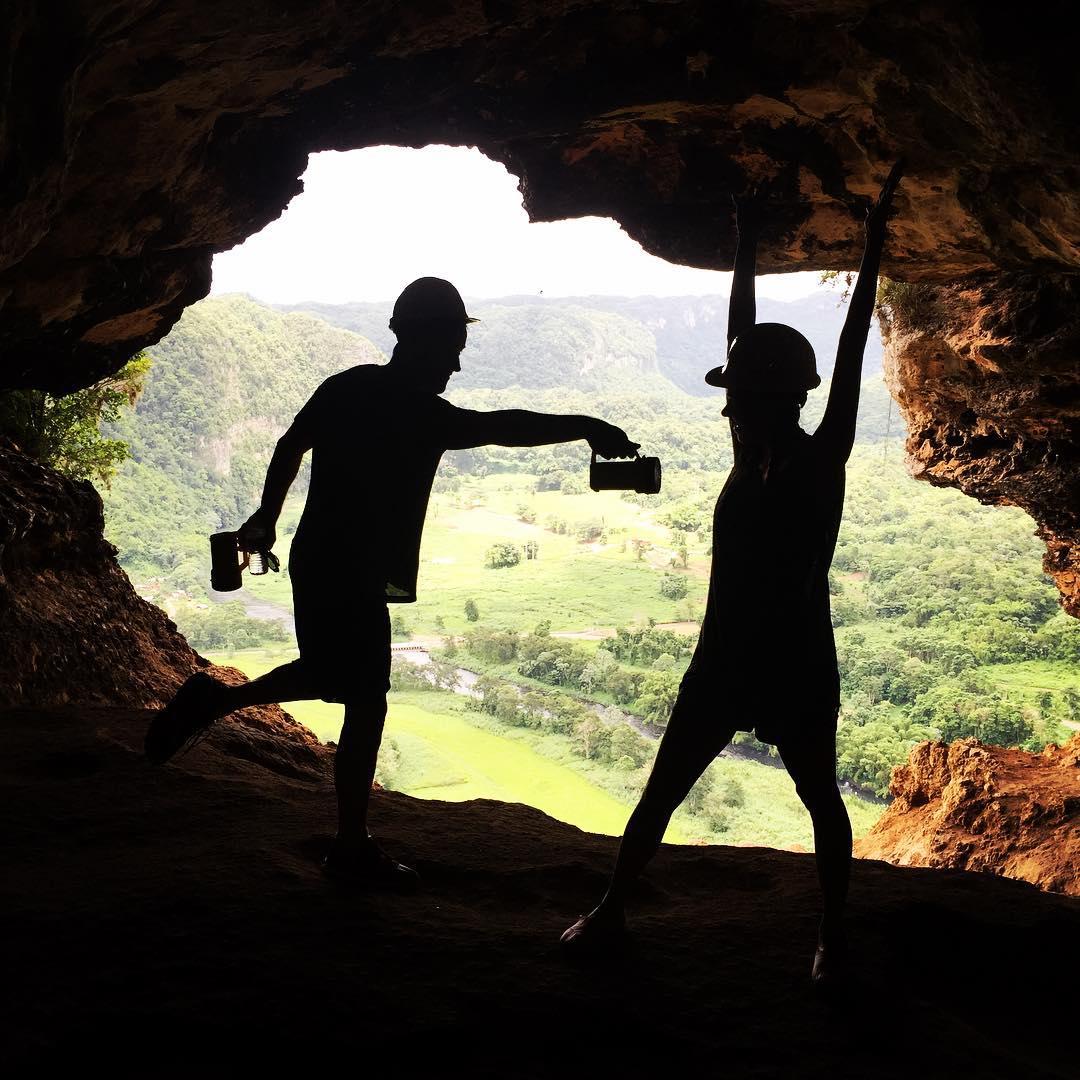 Cave time puertorico
