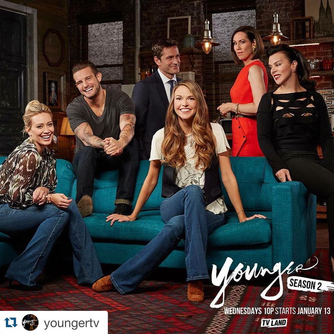 A Kiss is Just a Kiss  Younger  Full Episode  TVLANDcom