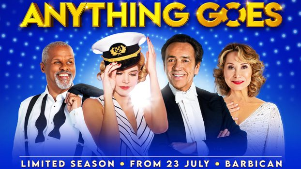 Anything Goes, From July 23, Barbican